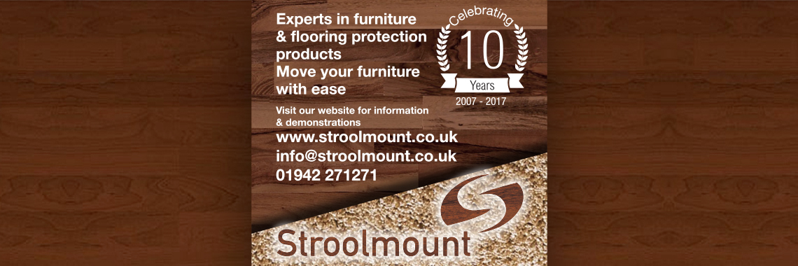 Celebrating 10 Years of Stroolmount