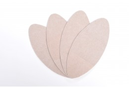 4-PieceSelf-Adhesive Felt-to attach to Move-it Pads – STR07