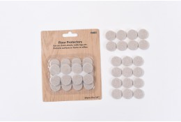 20-piece Felt Packet ¾ inch (19mm) Diameter – 5mm Thick – STR16