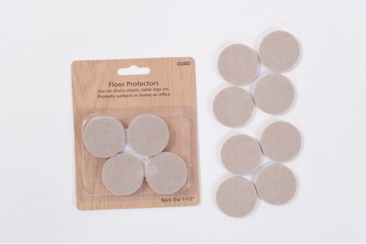 38mm Diameter Felt Packet – 1.5-inch (38mm) – 5mm Thick – STR14